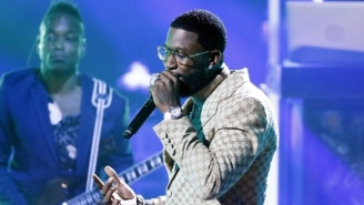Gucci Mane Delivers An Electrifying Performance Of 'Move Me' With The Roots On 'The Tonight Show'