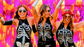 These Photos From HARD: Day Of The Dead Will Keep You In The Halloween Spirit A Little Longer