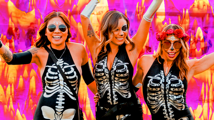 These Photos From Hard: Day of the Dead Will Dress Up Season Alive A Little Longer