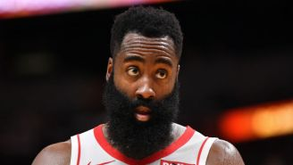 James Harden Is Apparently Not A Fan Of Load Management