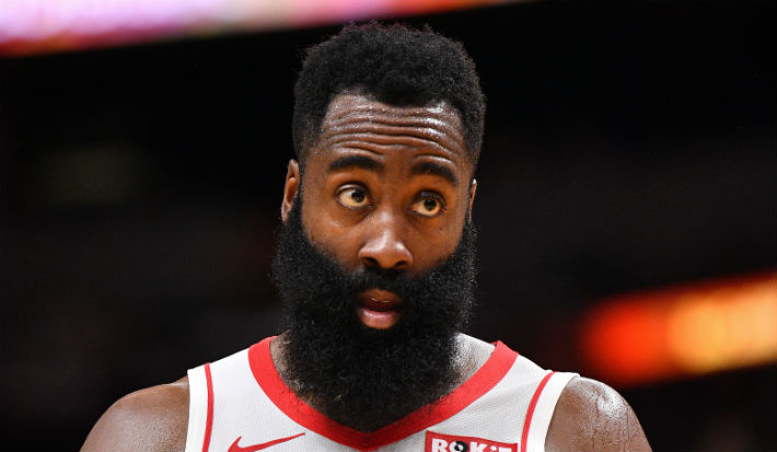 James Harden Dunked So Hard The Refs Said It Did Not Count
