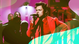 A Timeline Of Harry Styles' Slow And Steady Rise To Superstar Status