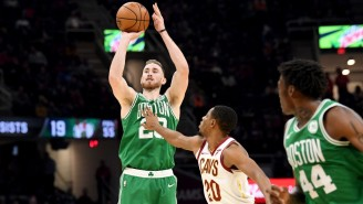 Gordon Hayward Tied A Career-High With 39 Points In A Win Over The Cavs