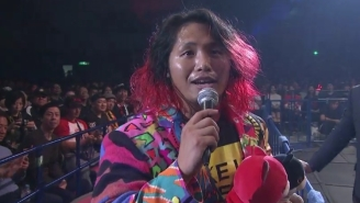 Hiromu Takahashi And Chris Jericho Made Wrestle Kingdom Challenges At NJPW Power Struggle