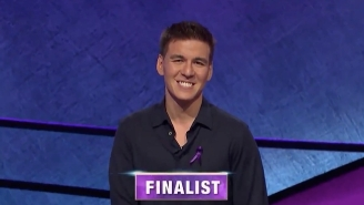 James Holzhauer Dominated Again To Set Up His 'Jeopardy!' Tournament Of Champions Rematch