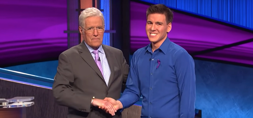 Jeopardy! Goat >> Holzhauer Was A Little Too Impressed By Jennings In The