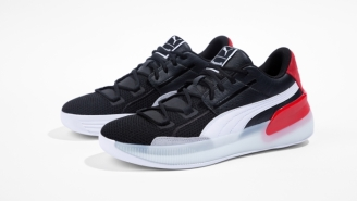 Puma And Dreamville Records Teamed Up For A Special Colorway Of The Clyde Hardwoods