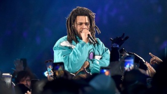 J. Cole Appears To Tease A New Project Called 'The Fall Off' For 2020
