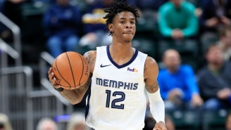 Ja Morant Is Ready To Usher In A New Era Of Grizzlies Basketball