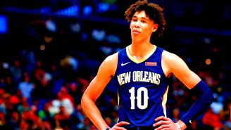 NBA Rookie Watch: Jaxson Hayes Is Putting In Work
