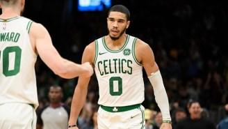 Jayson Tatum Hit The Game-Winner To Lift The Celtics Over The Knicks
