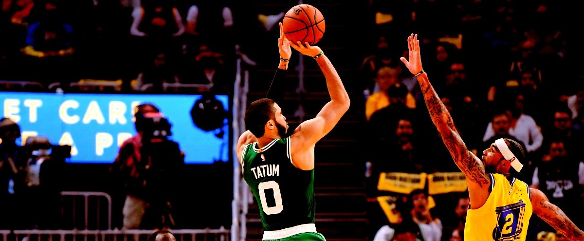 Jayson Tatum Is Helping The Celtics Win Games On Both Ends Of The Floor