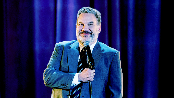 Jeff Garlin On The Influence Jazz Has On His Comedy, Why He Never Writes Material, And Finding 'Moments Of Greatness'