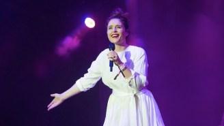 Jessie Ware Sings Of Cosmic Attraction In Her Dancefloor-Ready 'Soul Control'