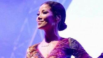 Jhene Aiko Hopes To Spread Her Meditation And Color Therapy Sessions Worldwide