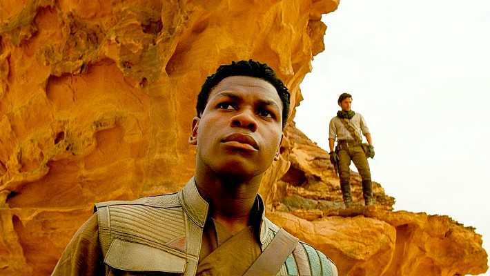 John Boyega Admits That It Was His 'Star Wars: The Rise Of Skywalker' Script That Ended Up On eBay
