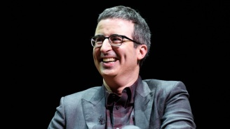 No One Hates 'The Great British Baking Show' More Than John Oliver