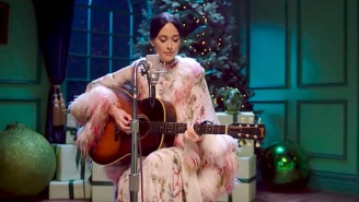 Kacey Musgraves Shares Her New Christmas Album, Featuring Camila Cabello, Lana Del Rey, And More