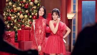 Kacey Musgraves' Christmas Special Trailer Teases Duets With Lana Del Rey And Camila Cabello