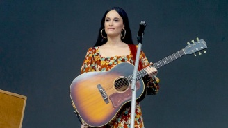 Kacey Musgraves Contributes The Tender And Acoustic 'All Is Found' To The 'Frozen II' Soundtrack