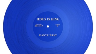 Third Man Records Figured Out What The Numbers On Kanye West's 'Jesus Is King' Album Cover Mean