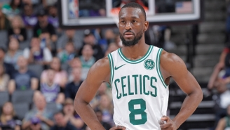 The NBA Family Offered An Outpouring Of Support After Kemba Walker's Injury
