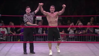 Ken Shamrock Talked About His Wrestling Future And Staying In Shape In His Fifties