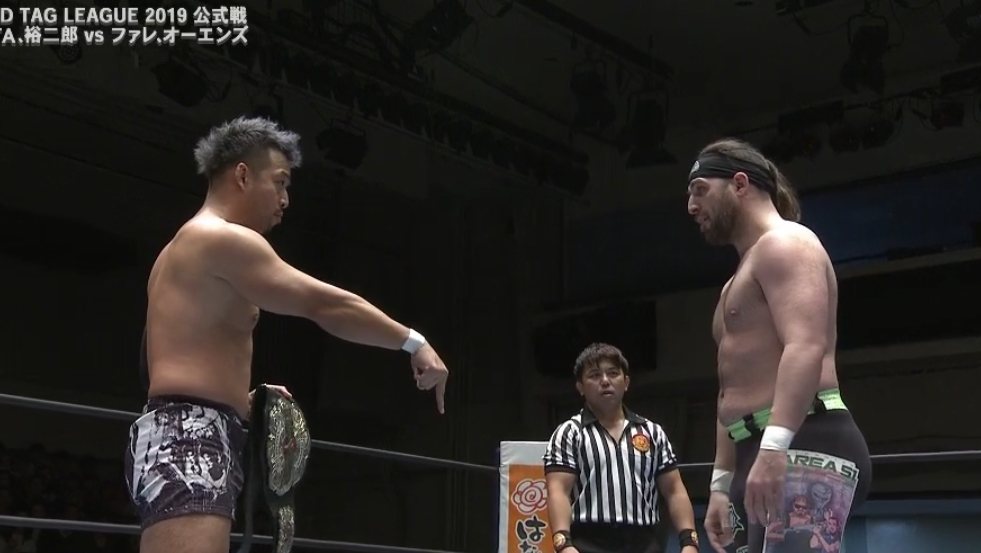 The Best And Worst Of NJPW: World Tag League 2019, Nov. 18