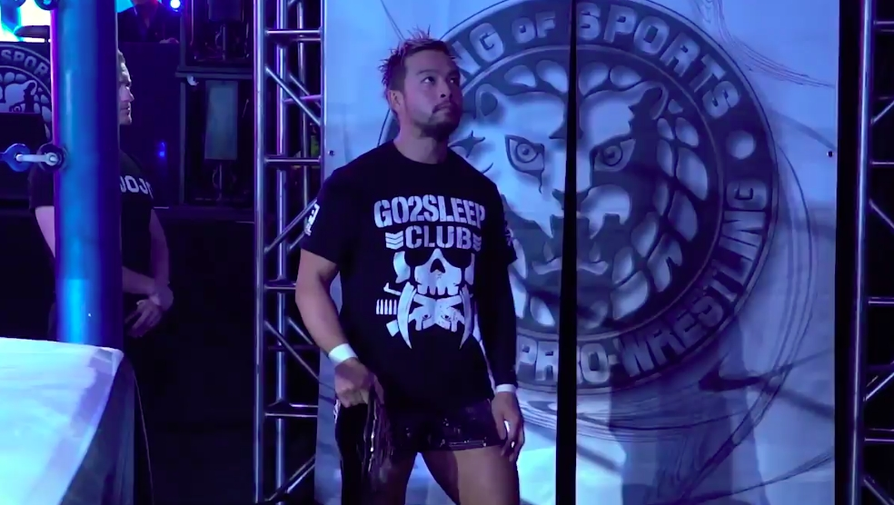 New Japan Pro Wrestling Just Put A Full Show On YouTube For Free