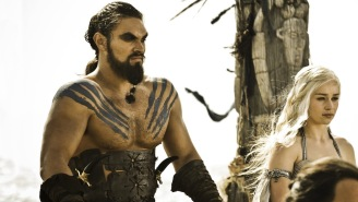 Jason Momoa Felt 'Cheated' By Khal Drogo's Death On 'Game Of Thrones'