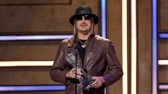 Kid Rock Says He Hates Oprah In A Drunken Onstage Rant