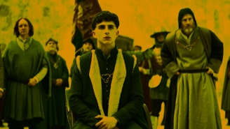 Netflix's 'The King' Nails 'Shakespearian Epic' By Ditching Shakespearian Language