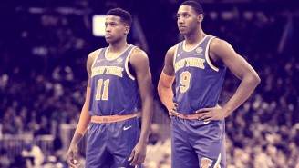 What Is Considered Progress For The Knicks?