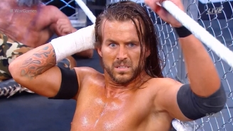 Watch Kevin Owens' Shocking Return To NXT At War Games