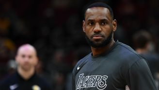 LeBron James Wants Load Management To Start With Kids Playing AAU Basketball