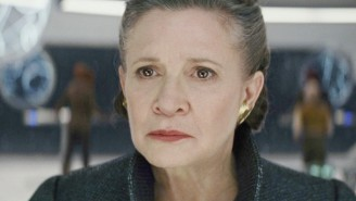 Carrie Fisher's Brother Reveals The Original Plan For Leia In 'Star Wars: The Rise Of Skywalker'