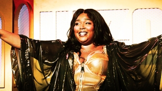 If Lizzo Sweeps The Grammy Awards, She'll Be Making History