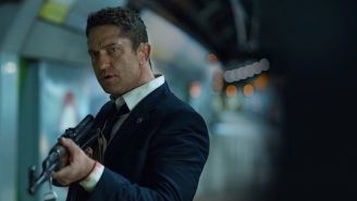 Gerard Butler's 'Has Fallen' Series Is Getting Three More Sequels