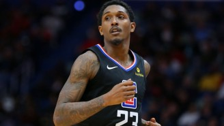 Lou Williams Didn't Believe The Kawhi-PG News Until He Checked Woj's Twitter Page
