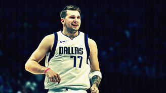 Watching Luka Doncic Play Basketball Is One Of The NBA's Most Enjoyable Experiences