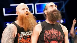 WWE's Luke Harper Applied For A Trademark On His Old Ring Name