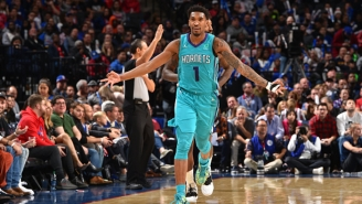 Malik Monk Hit The Game-Winner To Put The Hornets Over The Pistons