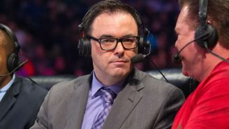 An Update On The Survivor Series Weekend Drama Between Mauro Ranallo And Corey Graves