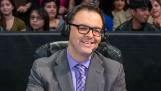 Mauro Ranallo Isn't Calling Survivor Series After Criticism From Corey Graves