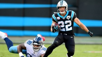 Christian McCaffrey Will Reportedly Miss 'Multiple Weeks' With An Ankle Injury