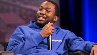 Meek Mill's Rumored Girlfriend, Milan Harris, Announced That She Is Pregnant