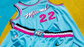 The Heat Are Giving Babies 'Vice' Onesies To Celebrate Their City Jerseys