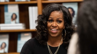 Michelle Obama Is Nominated For A Grammy Against The Beastie Boys And John Waters