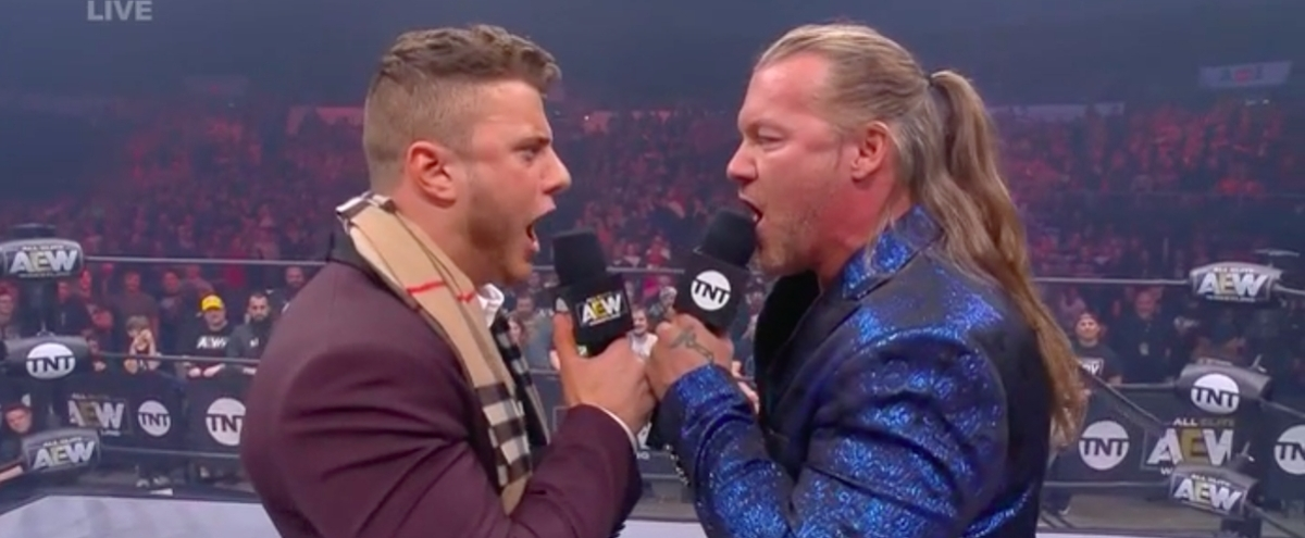 The Ins And Outs Of AEW Dynamite 11/13/19: Hangin' Toughs