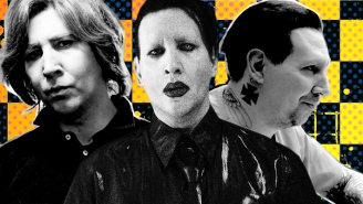 Is Marilyn Manson Plotting To Become The King Of TV In 2020?